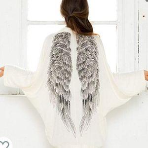 Jackets & Blazers - Angel wing Kimono